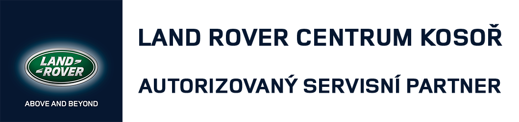 LAND ROVER PŘÍSLUŠENSTVÍ Logo